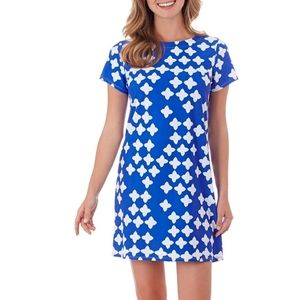 Jude Connally Ella tossed stars dress